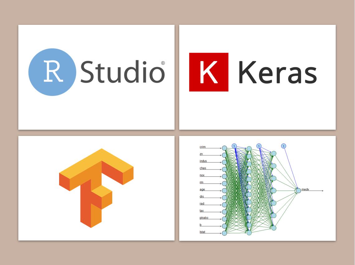 RStudio(R)×Keras(TensorFlow)によるお手軽ディープラーニング(回帰問題)