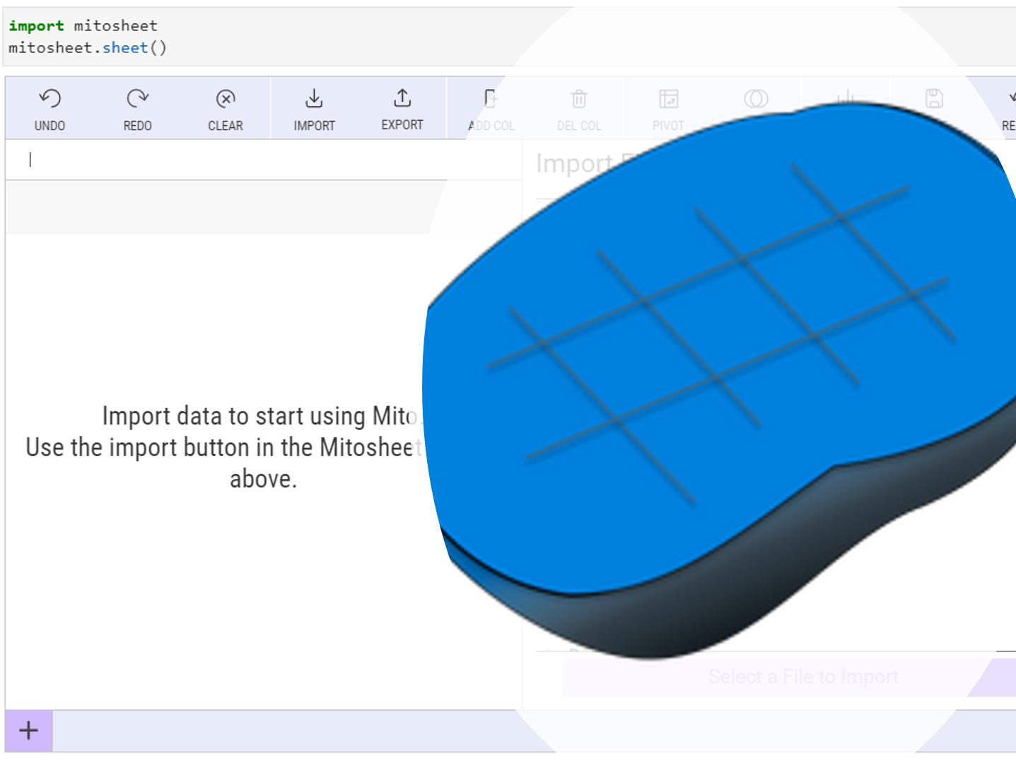 PythonのピボットテーブルをExcelのように操作する<br>Mito(その1:インストール編)