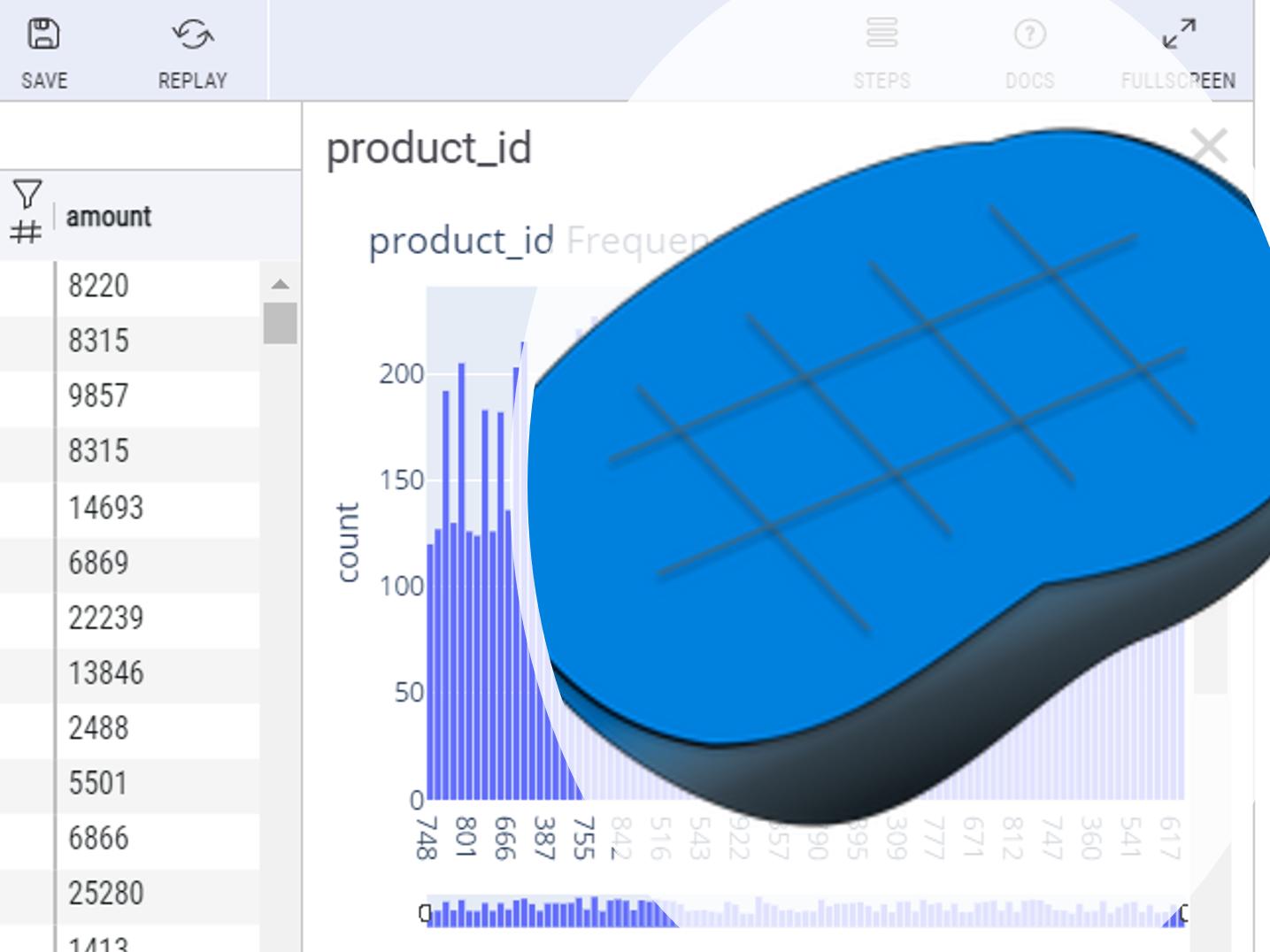 PythonのピボットテーブルをExcelのように操作する<br>Mito(その4:グラフ作成)